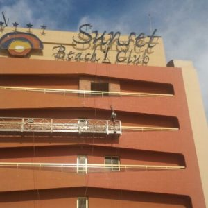 HOTEL SUNSET BEACH