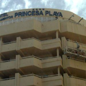 HOTEL PRINCESA PLAYA MARBELLA