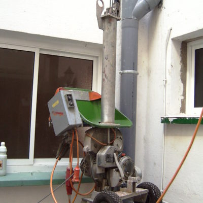 SILLA COLGANTE ELECTRICA